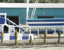 Constmach MOBILE CONCRETE MIXING PLANT 90m3h FOR SALE