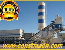 Constmach MOBILE 120 IDEAL SOLUTION FOR CONCRETE PRODUCTION
