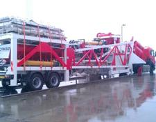 Constmach MOBILE 100 CONCRETE BATCHING PLANT READY TO SHIPMENT