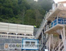 Constmach STATIONARY 60 CONCRETE MIXING PLANT BRAND NEW!