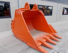Hitachi ZX470 teeth bucket
