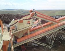 Constmach CONVEYOR BELT FOR CRUSHERS