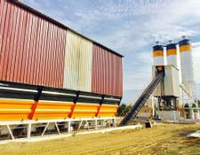 Fabo POWERMIX-90 FIXED CONCRETE BATCHING PLANT