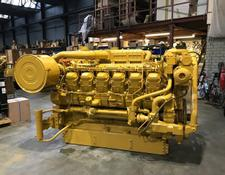 Caterpillar 3512B - Locomotive Engine 3ZW - DPH 105065