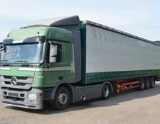 Mercedes-Benz 1841 mp3 Model 2011 EEV EURO 5