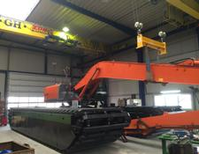 Hitachi ZX 160 long reach noch 1 stuck