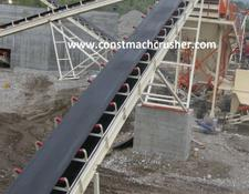 Constmach CONVEYOR BELT FOR CRUSHERS READY TO DELIVERY