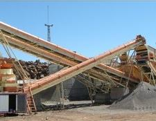 Constmach CONVEYOR BANDS FOR ANY CAPACITY OF CRUSHING PLANTS