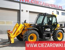 JCB 531-70 / HiViz / 3,1t / 7m / turbo / powershift / a/c