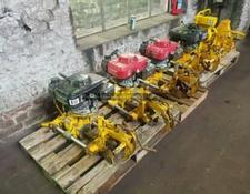 Cemafer stumec schienenbohrmachine