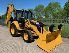 Caterpillar 428F 2017 with 510 hours