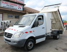 Mercedes-Benz Sprinter 513 wywrotka kipper 511 bliźniak (iveco daily)