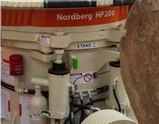 Constmach BRAND NEW METSO HP-200 CONE CRUSHER CALL NOW!